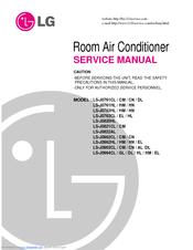 lg ls j0962cl manuals rh manualslib com Portable AC Unit Window Kit Portable AC Unit Window Kit