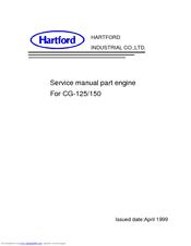HARTFORD CG-125 SERVICE MANUAL Pdf Download