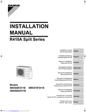 daikin room air conditioner operation manual
