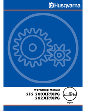Husqvarna 560XPG Workshop Manual