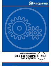 Husqvarna 560XPG Workshop Manual