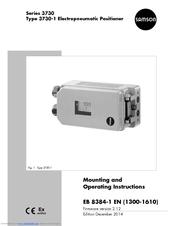 3730-1 electro-pneumatic positioner | samson au.
