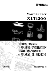yamaha waverunner xlt1200 service manual pdf download rh manualslib com 2001 Yamaha XLT 1200 2003 yamaha xlt 1200 owners manual