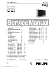 Philips FM24 Service Manual