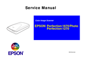 Epson Perfection 1270 Service Manual