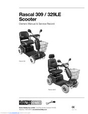 ELECTRIC MOBILITY EURO LIMITED RASCAL 329LE OWNERS MANUAL & SERVICE on rascal scooter repair, rascal scooter manual electrical schametic, rascal scooter manual electrical schematic, razor e100 electronic scooter diagram, rascal scooter serial number, rascal scooter brochure, razor e200 parts diagram, rascal scooter 245, rascal 600 wiring diagram, rascal turnabout parts, rascal travel scooter, rascal 245 wiring diagram, rascal scooter wiring manual, rascal scooter bmw, rascal scooter parts diagram, rascal wheelchair lifts, rascal mobility scooter diagram,