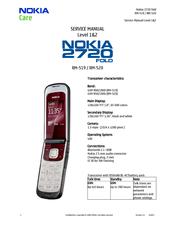 nokia rm 520 manuals rh manualslib com Nokia 3220 nokia rm-518 manual
