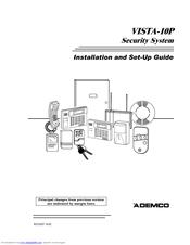 ademco vista 10p manuals rh manualslib com vista 20p manual installation vista 10 manual