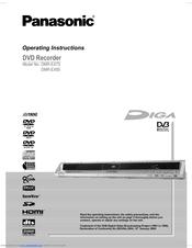 panasonic dmr ex85 manuals rh manualslib com Panasonic DMR EZ485V DVD Recorder VCR Combo Panasonic DVD VHS Recorder Manual