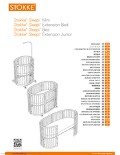 stokke sleepi junior extension instructions