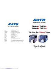 sato cl412e manuals rh manualslib com Example User Guide Kindle Fire User Guide