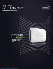 novatel mifi 2352 user manual pdf download rh manualslib com
