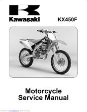 kawasaki kx450f service manual pdf download rh manualslib com KXF 450 Quad 2008 KXF 450