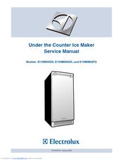 electrolux ei15im55gs service manual pdf download rh manualslib com Compact Ice Maker Norcold Ice Maker Water Valve