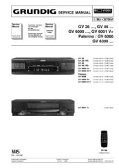 grundig gv 26 series manuals rh manualslib com grundig v2000 service manual grundig service manual download