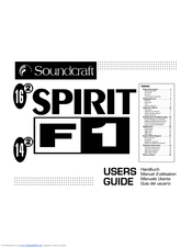 Soundcraft series two manual reed