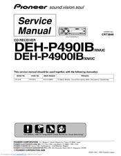 PIONEER DEH-P490IB SERVICE MANUAL Pdf Download | ManualsLibManualsLib