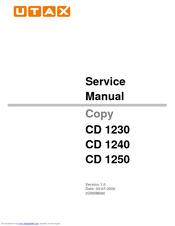 Utax cd 1116 driver download