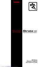 toshiba strata airlink dk40i manuals rh manualslib com  toshiba strata dk40i user manual