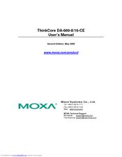 Moxa ThinkCore DA-660-16-CE 64 Bit