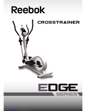0d536413860 Manuals and User Guides for Reebok EDGE series. We have 3 Reebok EDGE  series manuals available for free PDF download: User Manual, Instalaltion  Manual