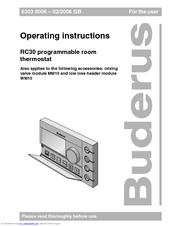 Проектированию инструкция по buderus