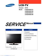 samsung ln32d450g1g manuals rh manualslib com