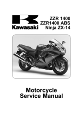 Kawasaki Zzr 600 Service Manual