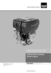 hatz diesel 1b40 manuals rh manualslib com hatz 1b40 workshop manual Hatz Workshop Manual