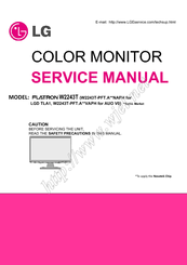 lg flatron w2243t manuals rh manualslib com lg flatron l225ws user manual lg flatron w2234s user manual