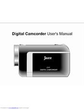 jazz z40 manuals rh manualslib com Jazz Camcorder Website Jazz Camcorder Website