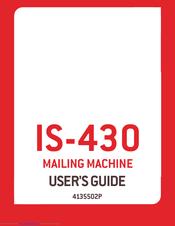 Neopost ij 40 postage mailing machine, w user guide | ebay.