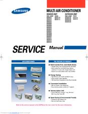 Samsung MH060FXEA3B Service Manual