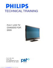 Philips FL9.1 Technical Training Manual