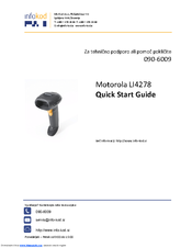 Motorola LI4278 Quick Start Manual