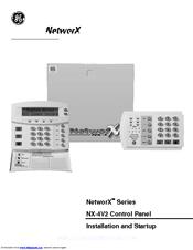 ge nx 4v2 manuals rh manualslib com networx nx-4/8 user manual ge networx nx-4 user manual