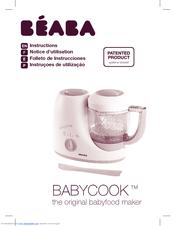 babycook инструкция