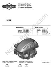 briggs stratton 120000 quantum 675 series manuals rh manualslib com craftsman briggs stratton 675 series manual briggs & stratton 675 series engine 190cc manual