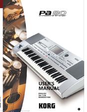 korg pa 80 user manual pdf download