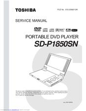 Toshiba sd-5000 manual.