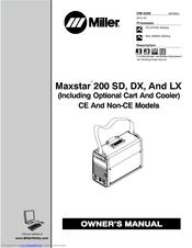 miller maxstar 200 sd owner s manual pdf download rh manualslib com