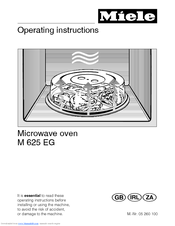 H 6400 Bm Cleansteel Microwave Combination Oven Miele