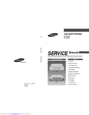 Samsung SV-7000W Service Manual