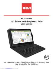 Rca RCT6203W46 Manuals