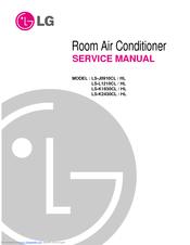 LG LS-K1830CL Service Manual