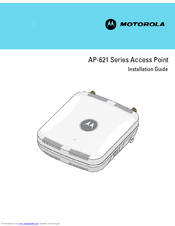 Motorola AP-621 Series Installation Manual