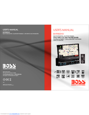 boss audio systems bv9980nv manuals boss audio systems bv9980nv user manual