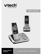 vtech dect 6 0 manual cs6319 2 expert user guide u2022 rh manualguidestudio today VTech Cordless Phone DECT 6 0 User Manual VTech Cordless Phone DECT 6 0 User Manual