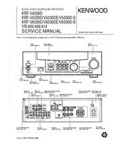 Kenwood Vr 405 Manuals Kenwood Vr-60rs Price Kenwood Vr-60rs Manual Kenwood Vr 60rs Review