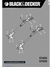 black decker st5530 manuals rh manualslib com Black Decker Product Manuals Black Decker Product Manuals